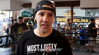 "JOHN MOLINA JR ""CANELO WON EASILY! HE CLEARLY WON THE FIGHT! THE RIGHT GUY WON!"""