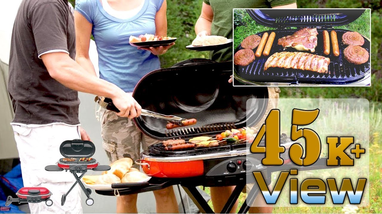 5 best portable gas grill reviews best camping grill for. Black Bedroom Furniture Sets. Home Design Ideas