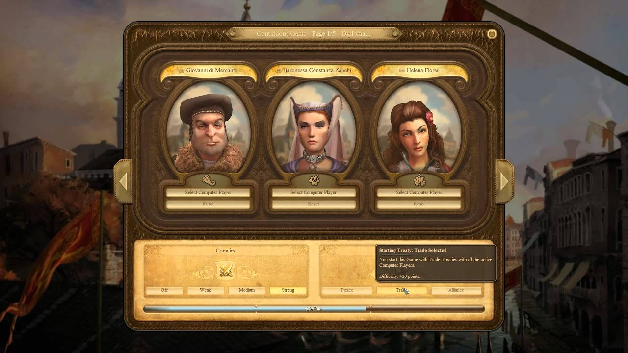 Anno 1404 venice the emirate map settings youtube anno 1404 venice the emirate map settings gumiabroncs Image collections