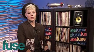 Otep Stock Their Bus With 550 Pounds of Free Weights