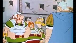 Asterix - What he says?