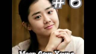 Top 10 Most Beautiful Actress in South Korea