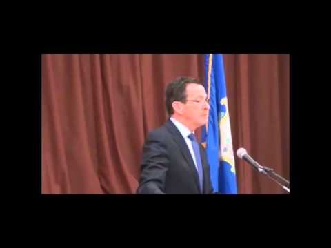 "CT Governor Dannel Malloy to Gun Owners: ""Your Side Lost,"" Get Over It"