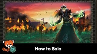 How to Solo — HEXplore It: The Valley of the Dead King