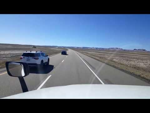 BigRigTravels LIVE! Green River,  Utah to Exit 149 Interstate 70 West-Oct. 14, 2017