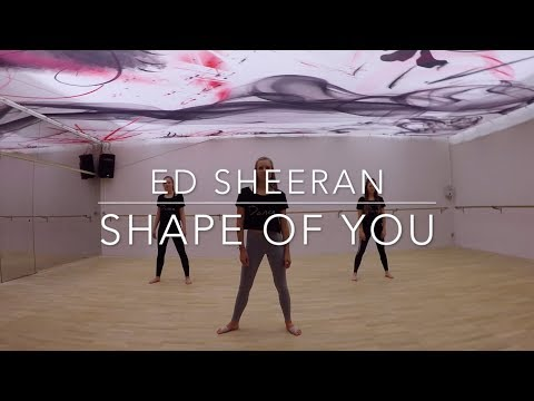 Shape Of You - Jazz Choreography
