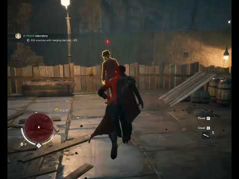 Assassin's creed Syndicate speak with captive (Zaifi Gaming) |