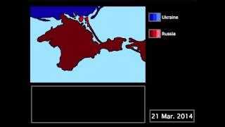[Wars] The Russian Invasion of Crimea (2014): Every Day