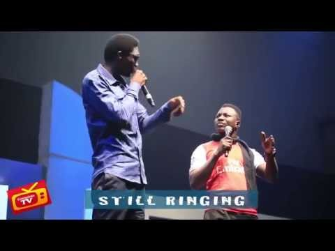 Video (stand-up): Comedy Duo 'Still Ringing' Give Funny Prayers For Tuface & Others in Crowd