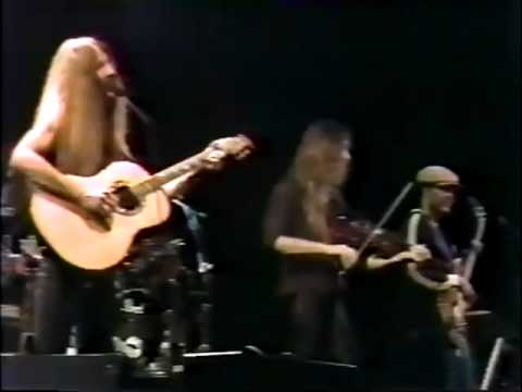 Doobie Brothers Black Water Live at Alpine Valley 1979 Part 7