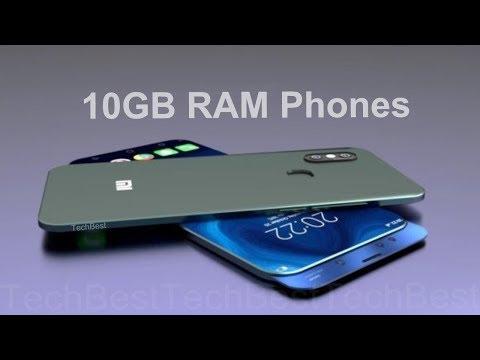 Best 10GB RAM Phones To Buy 2019 (Top 5 Latest)
