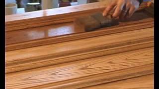 Faux Woodgrain Oak Professional