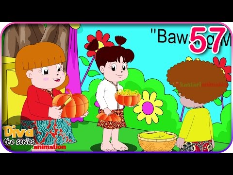 Seri Diva | Eps 57 Panggung Ceria (Pentas Drama) | Diva The Series Official