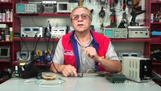 видео Импульсный стабилизатор напряжения его назначение и сфера применения
