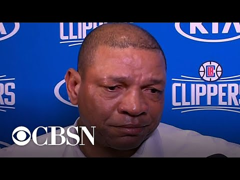 Clippers Coach Doc Rivers Mourns Kobe Bryant