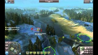 World in Conflict Mission 4 Part 1