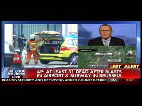 Fox Drops Obama's Cuba Speech To Criticize Him Over Belgium Terrorism