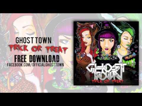 Клип Ghost Town - Trick Or Treat