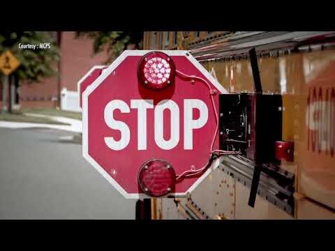School Bus Safety: Maryland Law