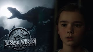 New Theory on the INDORAPTOR's Motives - Jurassic World Fallen Kingdom