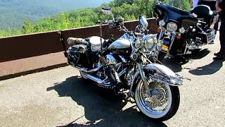 Arkansas Pig Trail a Cowboy's Motorcycle  9 22 2016  Bikes Blues and BBQ 2016
