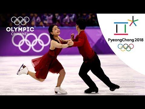 Maia & Alex Shibutani's Figure Skating Highlight | PyeongChang