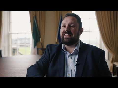 Larry Breen from Routematch talks about establishing the company's R&D Centre in Waterford