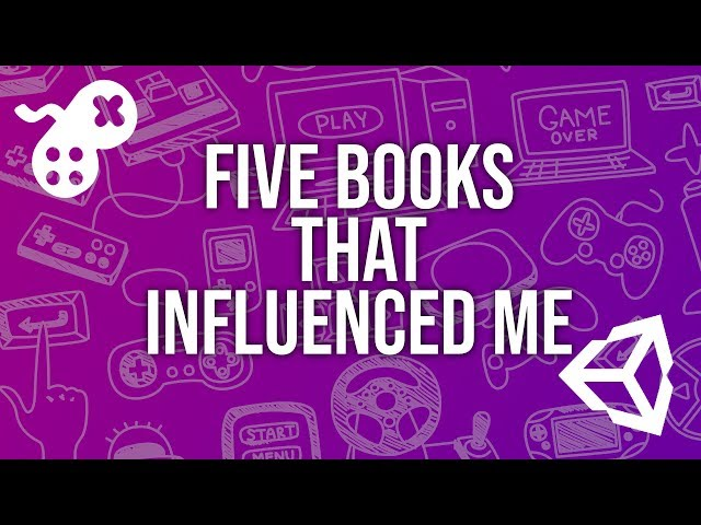Five Books That Influenced My Learning