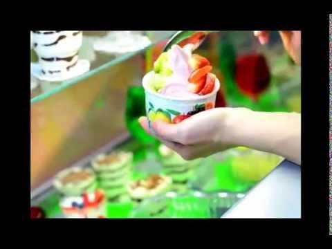 Замороженный йогурт бар франшиза.