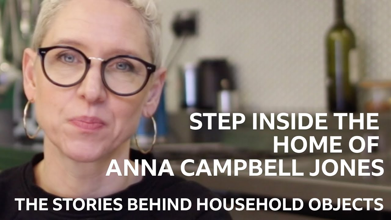 7379ce478e Look Inside Anna Campbell Jones' Home: Objects | Scotland's Home of The Year