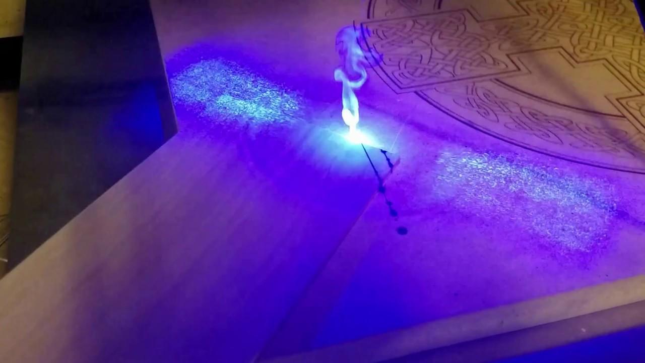 how to make a homemade laser cutter