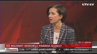 Intervija ar Valsts ieņēmumu dienesta ģenerāldirektori Ilzi Cīruli