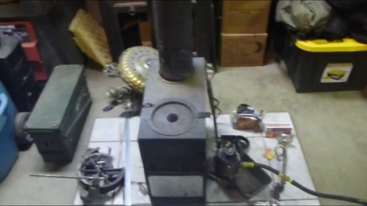 Army Surplus Space Heater 3 Year Updates u0026 Mods.. - YouTube & Off Grid Heat Source. Army Surplus Space Heater 3 Year Updates ...