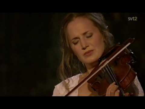 """Lisa Rydberg & Gunnar Idenstam - Polska efter Timas Hans (trad., """"Bach på svenska"""")"""