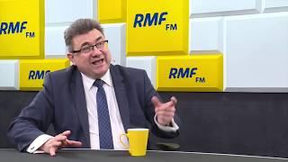 Grzegorz Tobiszowski Gościem Krzysztofa Ziemca w RMF FM