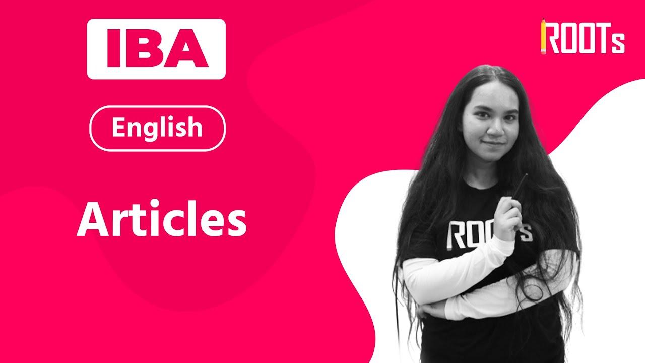 Articles | English