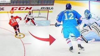 ШИКАРНЫЙ БУЛЛИТ ЛЕХТЕРЯ  - СЛОЖНЕЙШИЙ ФИНТ NHL 19