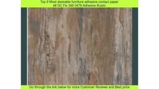 Top 9 Most desirable furniture adhesive contact paper