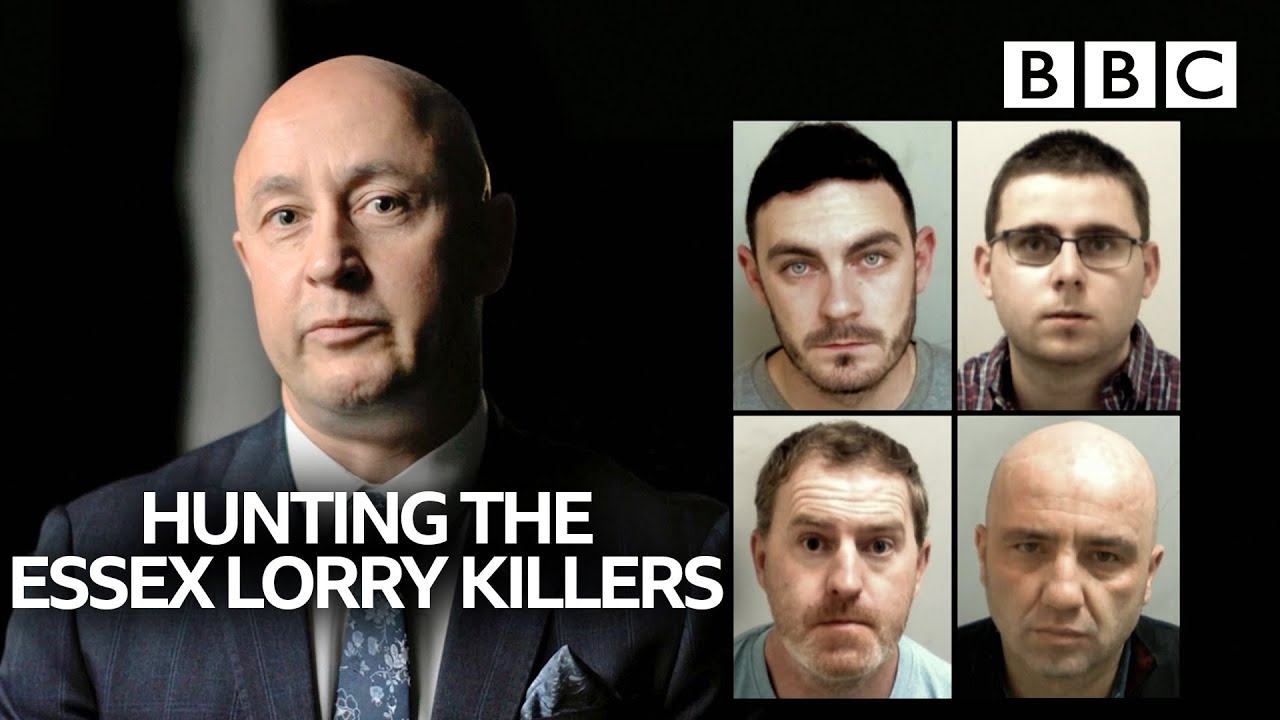Download How police pursued one of Britain's biggest ever murder investigations...