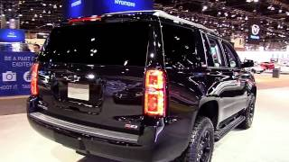 2018 Chevrolet Tahoe Z71 Limited Luxury Features | Exterior and Interior | First Look HD