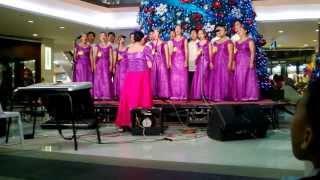 CANTABILE CHAMBER SINGERS kwento ng pasko 2013
