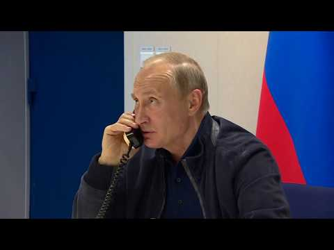 EXCLUSIVE: Telephone Conversation Between Putin and Erdogan on Start of Turkish Stream Gas Pipeline