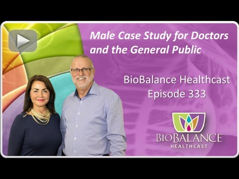 Male Case Study for Doctors and the General Public