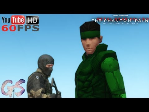 Green Snake MOD I Metal Gear Solid V: The Phantom Pain |
