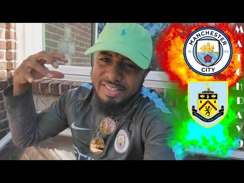 Manchester City Vs Burnley EPL MATCH DAY 9 Prediction