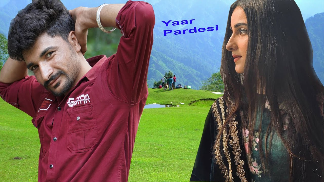 Top Pahari Video Geet🌳 Galia Dhok 🌳Yaar Pardesi 🌹Pahari Geet Kashmir Village