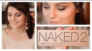Naked Palette 2 Makeup Tutorial: Smoky Eye Thumbnail
