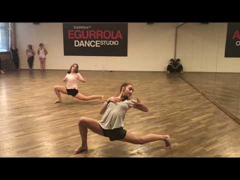 Sia Helium (Fifty Shade Darker) Soundtrack choreography Katarzyna Mieczkowska