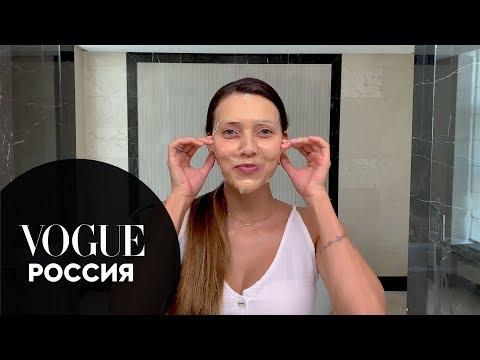 Секреты красоты: Регина Тодоренко показывает свой ежедневный уход