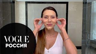 Секреты красоты Регина Тодоренко показывает свой ежедневный уход